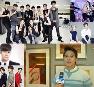 asiangame 2014 EXO