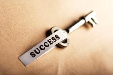 ประสบความสำเร็จ